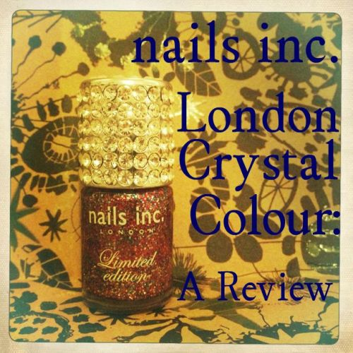 London Crystal Colour